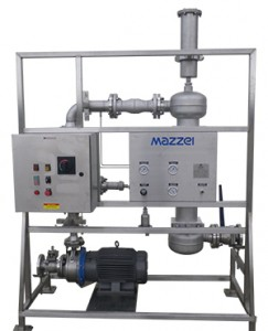 GDT Ozone Contacting Skid