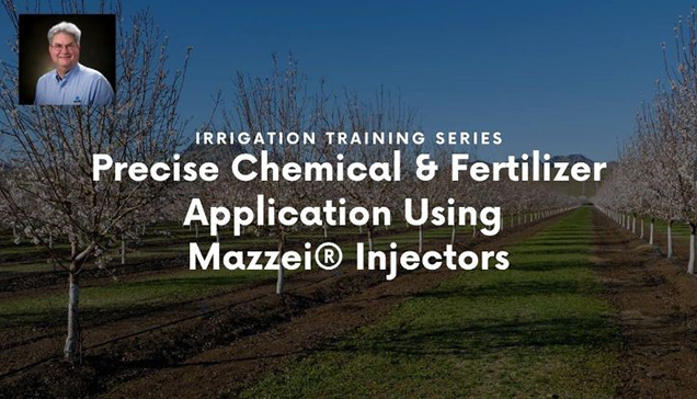 JAIN Irrigation Training Series